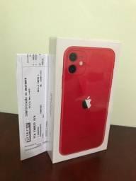 iPhone 11  128 gb (novo)