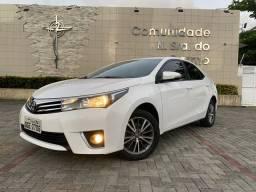 Título do anúncio: Corolla 2017 carro sem detalhes extra