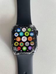 Apple Watch Series 4 40mm - vidro quebrado