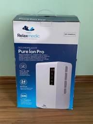 Título do anúncio: Desumidificador Pure Ion Pro Relaxmadic