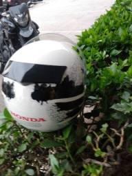 Título do anúncio: Top capacete