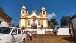 Título do anúncio:  Lote com vista para a Serra de São José em Tiradentes MG