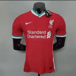 Camisa oficial Liverpool 2020/21