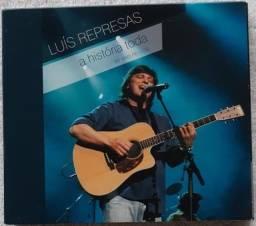Título do anúncio: Discos CD  ¨Luís Represas¨,¨Sérgio Godinho¨,¨Rui Veloso¨