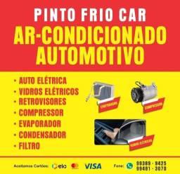 Título do anúncio: Ar condicionado para veículos manutenção e Limpeza