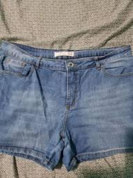 Título do anúncio: Short jeans lavado