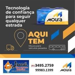 Título do anúncio: Bateria Moura e com garantia compre AQUI
