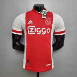 camisa Ajax - modelo Player (jogador)