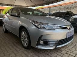 Título do anúncio: Toyota Corolla XEI 2.0 Automático Prata 2017/2018