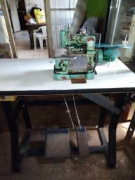 Título do anúncio: Máquina costura overlok