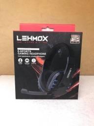 Fone de ouvido gamer headphones