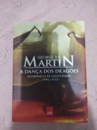 As crônicas de gelo e fogo - Livro 5