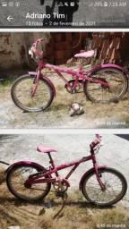 Vendo bicicleta caloi  aro 20