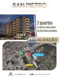 Título do anúncio: Apartamento com 2 quartos (1 suíte) à venda, 77 m² a partir de R$ 337.568 - Nova São Pedro