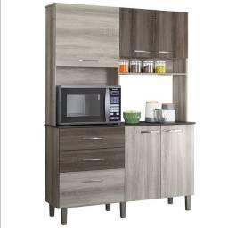 Título do anúncio: Armário Cozinha 5 portas e 3 Gavetas novo