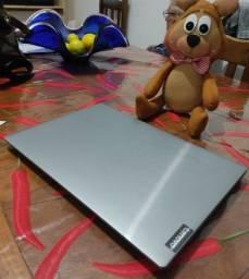 Note Lenovo --- 5 Meses De Uso + NF - Garantia e Seguro Ate 2023