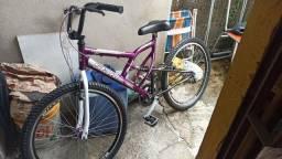 Título do anúncio: Bicicleta de mola
