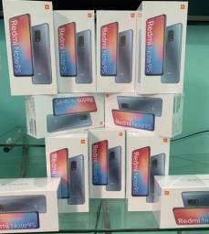 Xiaomi em oferta! Redmi note 9S 128gb 6gb ram lacrados