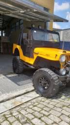 Jeep 1951 excelente estado ,aceito troca