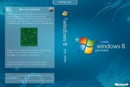 Título do anúncio: cd windows 8 pro