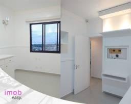 Título do anúncio: Condomínio Arvoredo lindo apartamento mobiliado e climatizado com vista para o rio