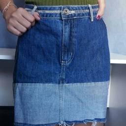 Saia Jeans - Veste 34