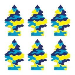 06 Litle Trees Aromatizador Para Carro Original Pina Colada