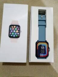 Relógio inteligente - P8 Plus Smartwatch original