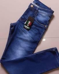 Título do anúncio: Calças e Bermudas Jeans