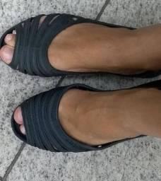 Título do anúncio: Sapatilhas feminina, 20,00 o par.