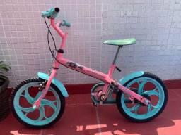 Bicicleta infantil Moana Caloi