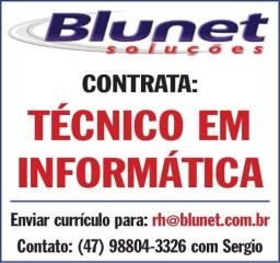 Título do anúncio: Auxiliar - Técnico em informática