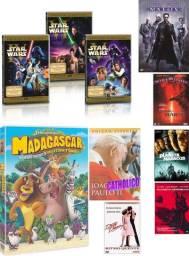 Filmes DVDs, Blurays, Novos e Originais