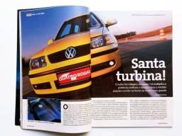 Teste VW Gol Turbo - Revista Quatro Rodas