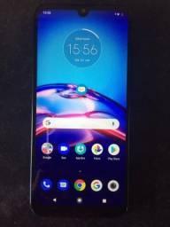 Motorola e6s novo com caixa