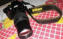 Título do anúncio: NIKON D5100 = ÚNICO DONO