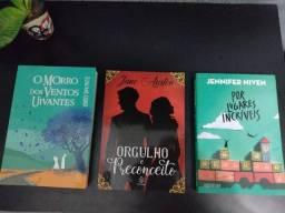 Título do anúncio: Livros usados