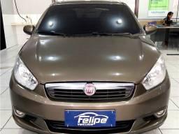 Título do anúncio: Fiat Grand siena 2014 1.6 mpi essence 16v flex 4p manual