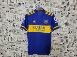 Título do anúncio: Camisa Boca Juniors 20/21