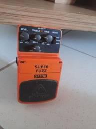 Título do anúncio: Pedal Super Fuzz SF300