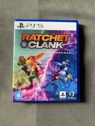 Ratchet & Clank - em uma outra dimensão - Rifts Apart PS5