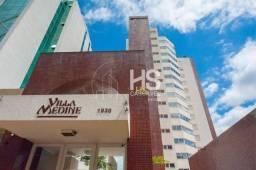 Apartamento com 2 dormitórios para alugar, 170 m² por R$ 3.490,00/mês - Centro - Cascavel/