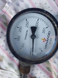 Termômetro para forno elétrico