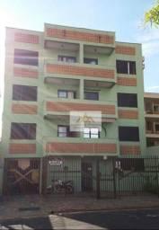 Apartamento com 1 dormitório para alugar, 39 m² por R$ 550,00/mês - Jardim Paulista - Ribe