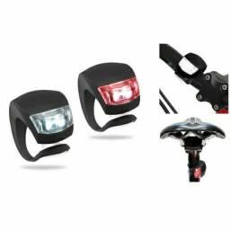 Título do anúncio: Luz de segurança para bicicleta
