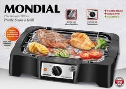 Churrasqueira Elétrica Pratc Steak e Grill Mondial CH-07