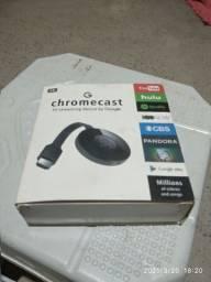 Chormecast paralelo R$150,00