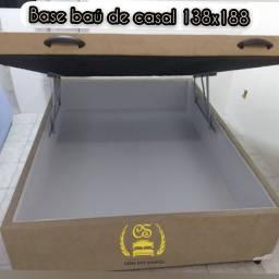 Cama Box BAÚ TOP