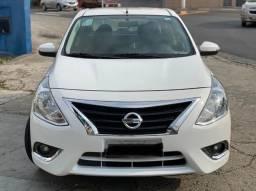 Título do anúncio: Nissan Versa 1.6 SL 16V 2018