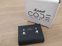 Pedal Marshall Footswitch Code PEDL-91010. GuitaseTimbres